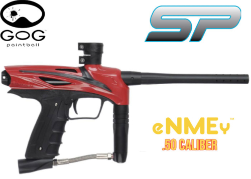 Smart Parts eNMey calibre 50 - red