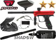 Pack Proto Rize Shadow red air comprimé