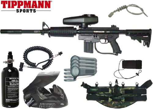 Ranger Pack Tippmann A5 Rusher air comprimé