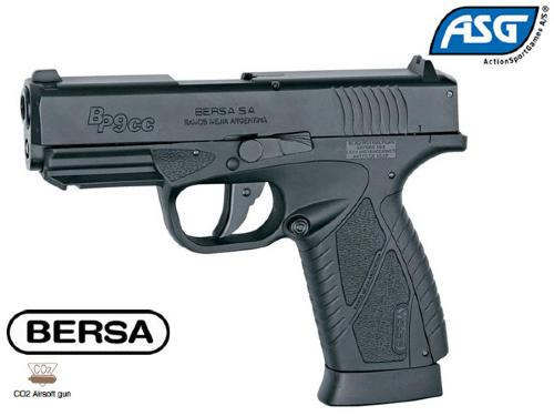 Réplique Airsoft Bersa BP 9CC GNB Co2