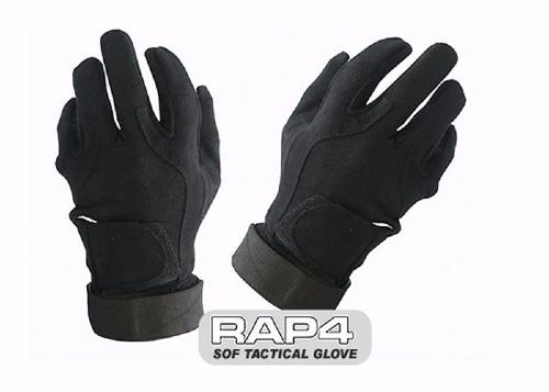 "Gants tactical Rap4 ""Soldier of Fortune"" black - XL"