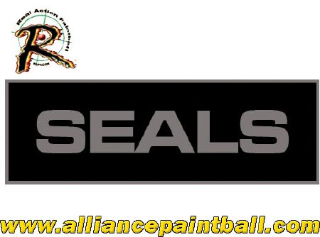 Patch grande taille Seals