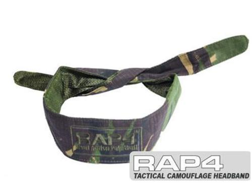 Head band Rap4 woodland