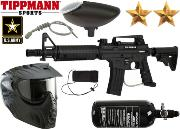 Pack Tippmann US Army Bravo One Tactical Elite E-grip air comprimé