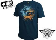Tee-shirt Planet Eclipse Fusion navy