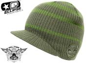 Planet Eclipse beanie Tide visor olive