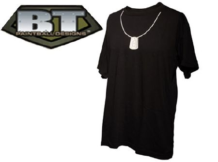 "Tee-shirt BT ""Dog Tags"" taille M"