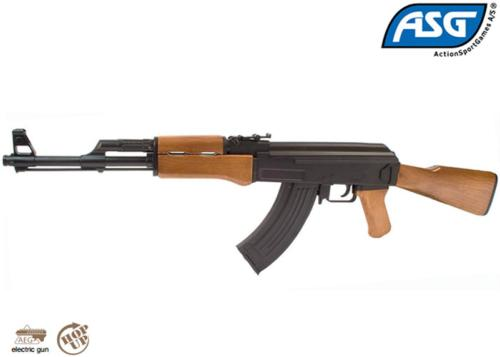 Réplique Airsoft DLV Arsenal SLR105 en pack
