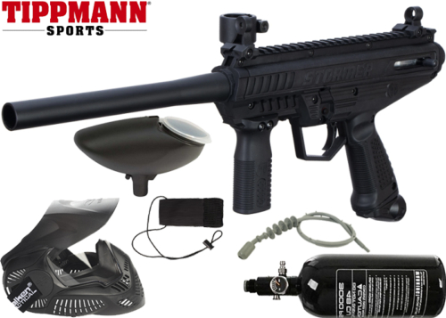 Pack Tippmann Stormer Basic air comprimé