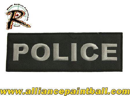 Patch grande taille Police