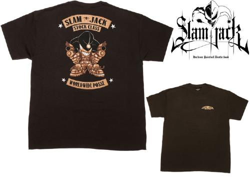 Tee-shirt Slam Jack Stock Class - taille S