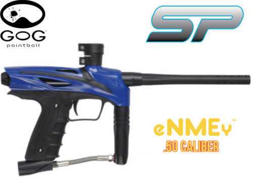 Smart Parts eNMey calibre 50 - blue