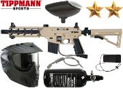 Pack Tippmann US Army Sierra One tan air comprimé