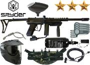 Ranger Pack Spyder MR1 Trident Egrip air comprimé + 500 billes offertes
