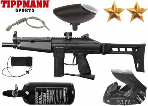 Pack Tippmann Stryker MP1 air comprimé