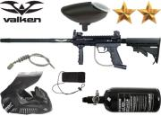 Pack Valken SW-1 Blackhawk California air comprimé + 500 billes offertes