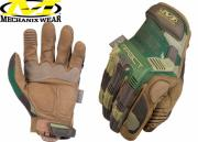 Gants Mechanix M-Pact woodland CE - M
