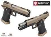 Réplique Airsoft AW Custom HX1103 GBB TAN Co2/Gaz