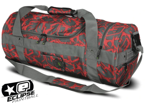 Planet Eclipse Hold-all bag - fighter red