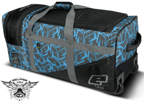 Planet Eclipse GX2 Classic Kitbag - fighter blue