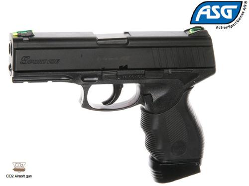 Réplique Airsoft Sport 106 Co2