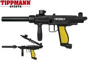 Tippmann FT-12 Flip Top (fourni avec loader) black yellow