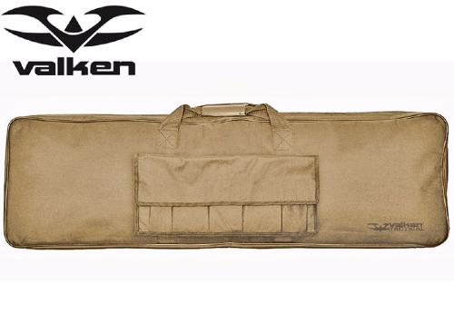 Valken Tactical single rifle gun case - tan