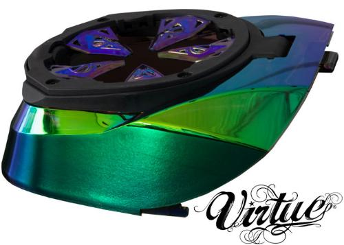 Virtue Crown SF Spire - chromatic emerald
