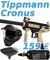 Pack Paintball Tippmann Cronus