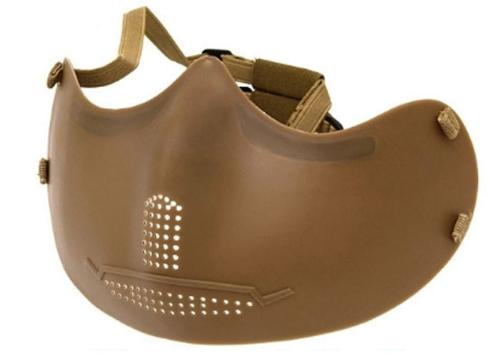 Light protective mask - coyote