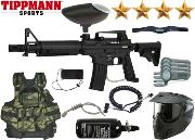 Battle Pack Tippmann Bravo One Tactical Elite E-grip air comprimé