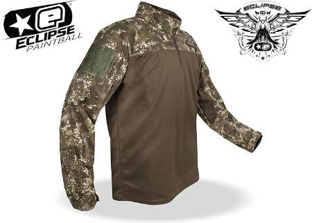 Jersey Planet Eclipse BDU HDE camo taille XXL