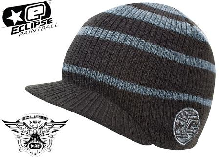 Planet Eclipse beanie Tide visor black slate
