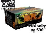 Carton de 500 Forest Original