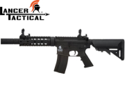 Réplique Airsoft Lancer tactical LT-15 GEN2 M4 SD black