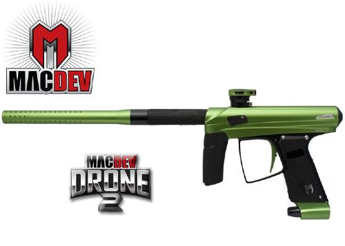 MacDev Drone2S - lime