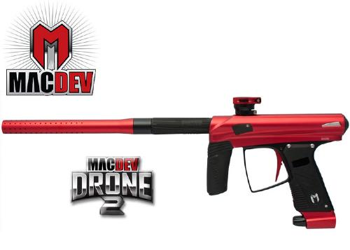 MacDev Drone2S - red