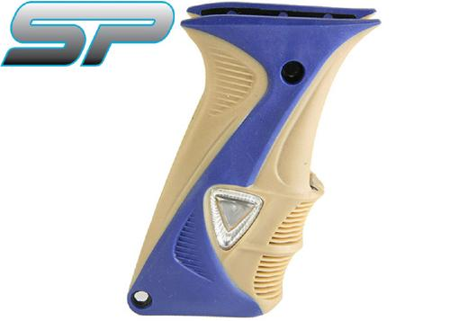 Grip DLX Luxe blue tan