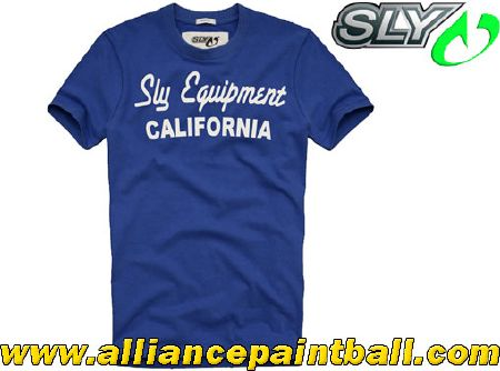 Tee-shirt Sly California royal blue taille M