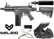 Player's pack Milsig M17 CQC + 500 billes offertes
