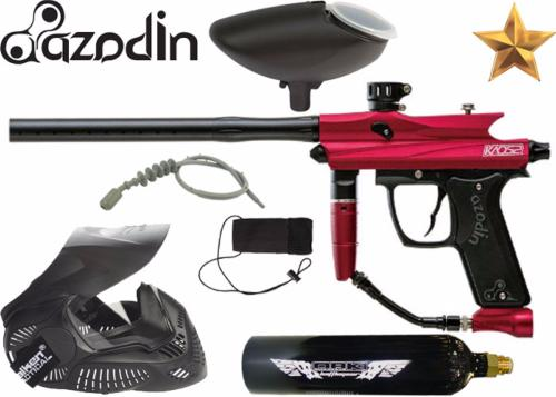 Pack Azodin Kaos 2 red Co2