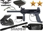 Pack Valken SW-1 Blackhawk Shadow air comprimé + 500 billes offertes