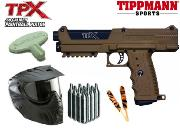 Pack Tippmann TPX V2 Coyote tan
