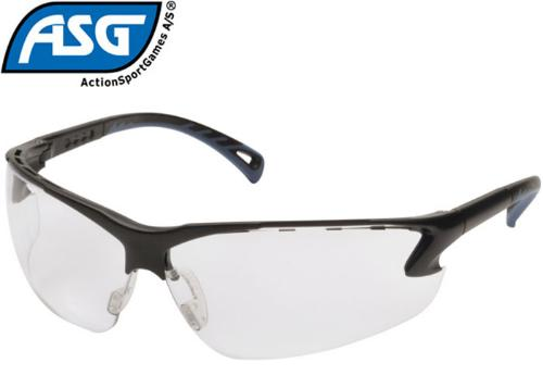 Protection airsoft  lunettes ajustables claires