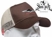 Casquette Slam Jack Trucker brown
