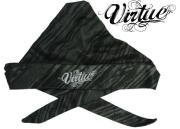 Headwrap Virtue padded - Graphic black