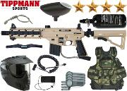 Battle Pack Tippmann Sierra One tan air comprimé