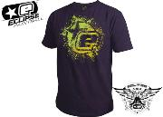 Tee-shirt Planet Eclipse Fusion purple