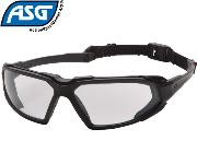 Protection airsoft lunettes tactical strap