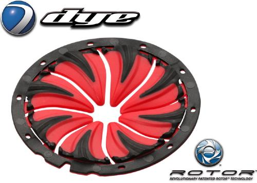 QuickFeed Rotor red